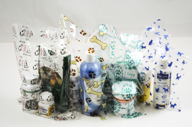 Pet Themed Scatter Print Bags