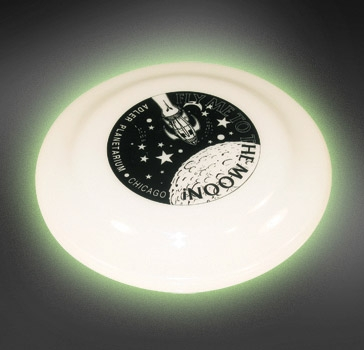 Glow In The Dark Pet Friendly Frisbee