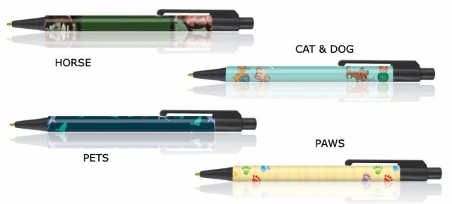 Full Color Wrap Pen